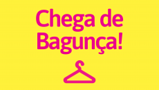 Workshop Chega de Bagunça
